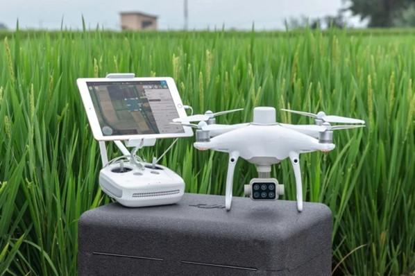 Les missions par drone